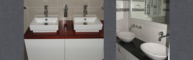 Bathroom Designs Cape Town black stone renovations - kitchen renovations, remodelling