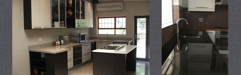 Black stone renovations kitchen renovations remodelling for Kitchen renovations cape town